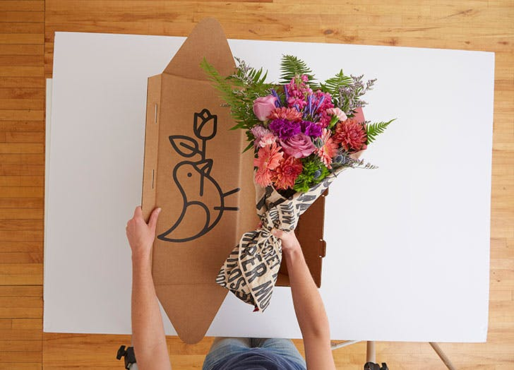Its By U  DIY Flower Subscription Kit