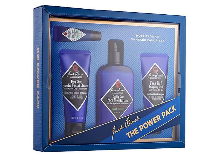 Jack Black Power Pack gift for grandpa