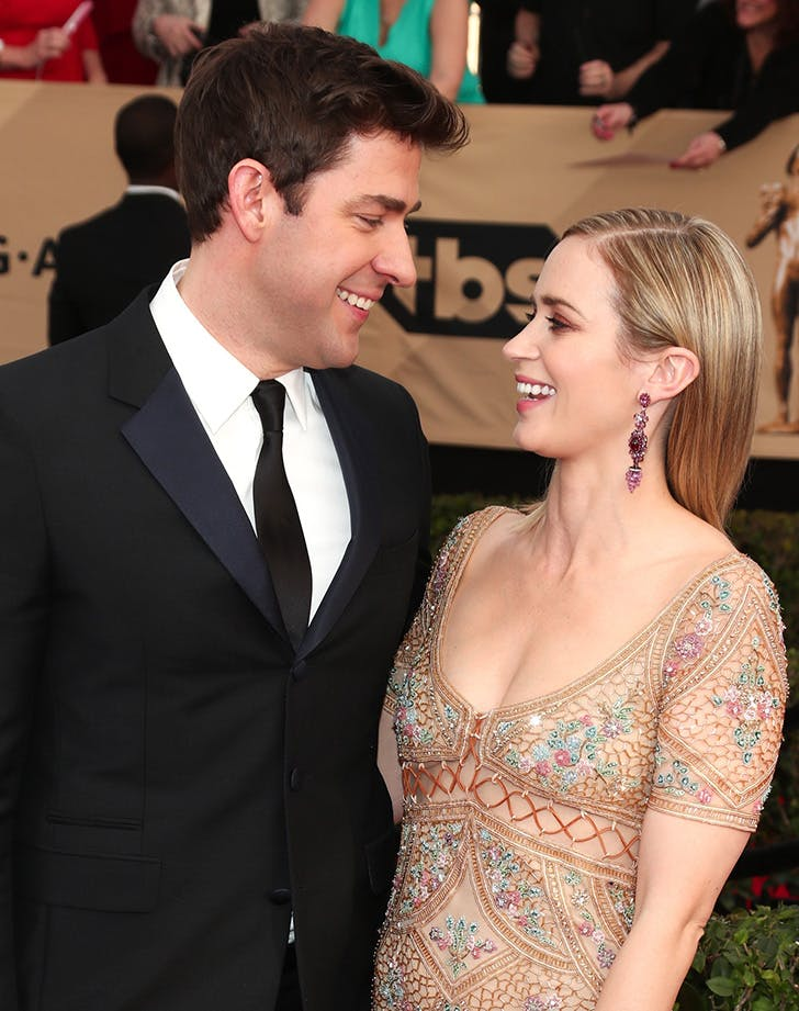John Krasinski Emily Blunt Relatable Celebrity Couples