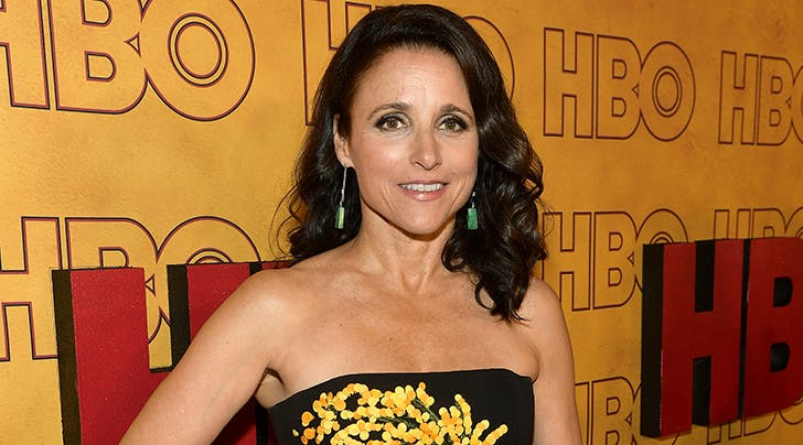 Julia Louis-Dreyfus Isn't Letting Cancer Take Her Sense of Humor