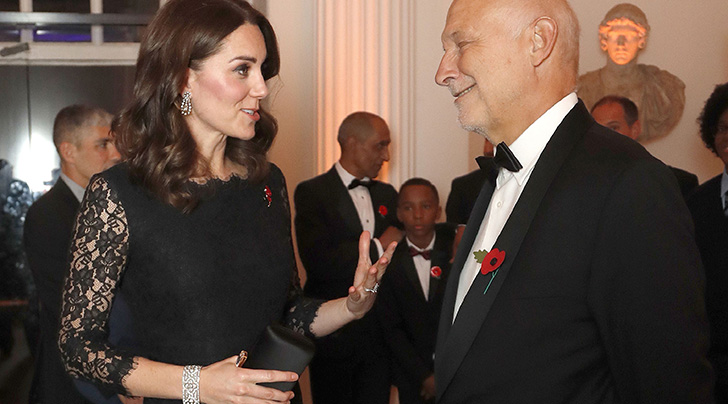 Kate Middleton, Prince Charles attend the Royal Festival of Remembrance