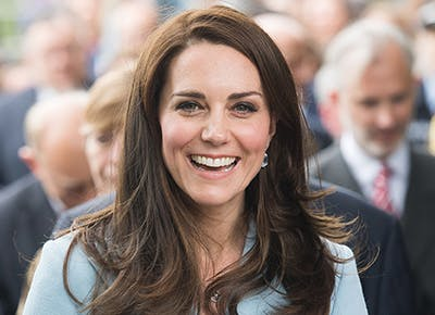 Kate Middleton smiling.c