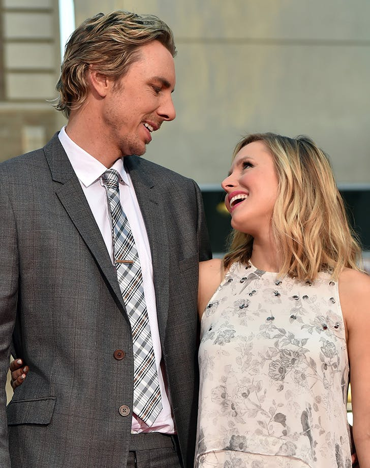 Kristen Bell Dax Shepard Relatable Celebrity Couples
