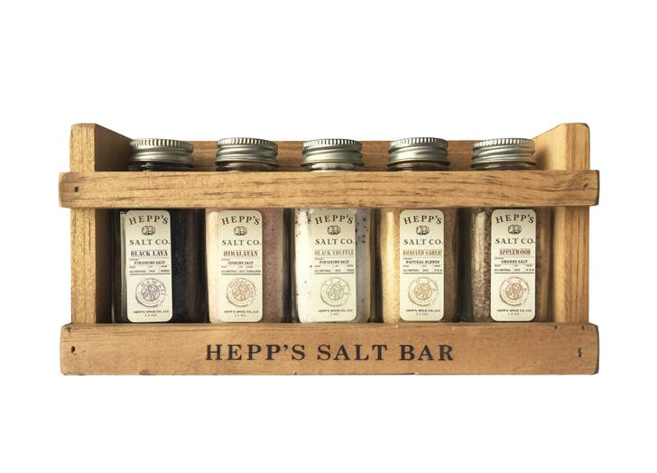 LA gift guide salt set
