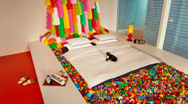 Dream Vacay Alert: Airbnb Is Giving Away a Free Stay in a Life-Size Lego House in Denmark
