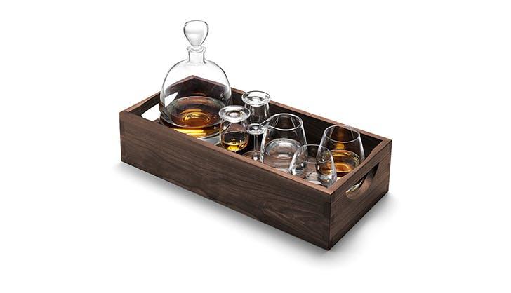 LSA Whiskey CONNOISSEUr set