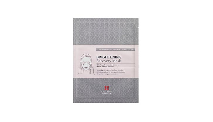Leaders Brightening Recovery Mask