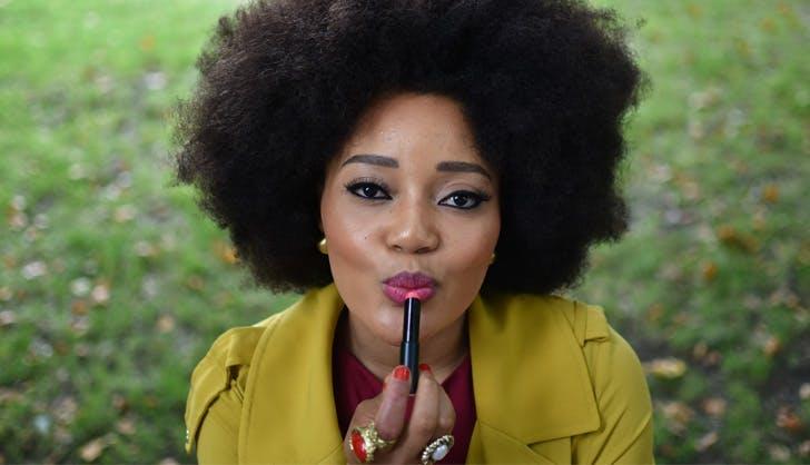 Lighten Lipstick