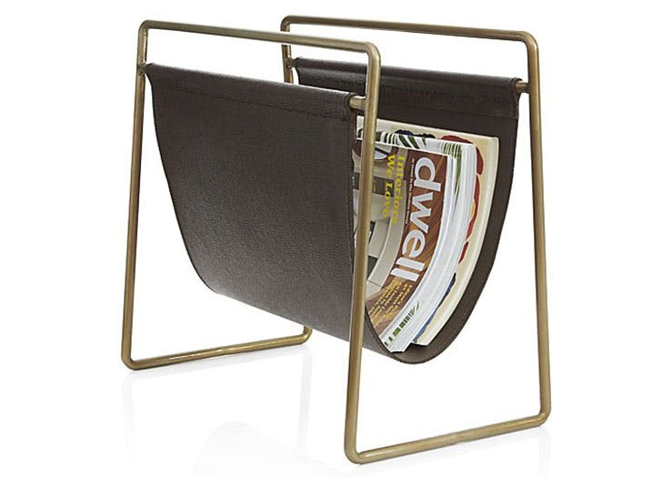 Magazine Rack gift idea for grandparents