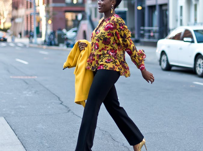 Marigold Outfit Style Upgrade on a Budget