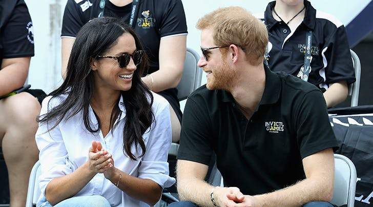 Prince Harry Wants to Make Royal Babies with Meghan Markle ASAP