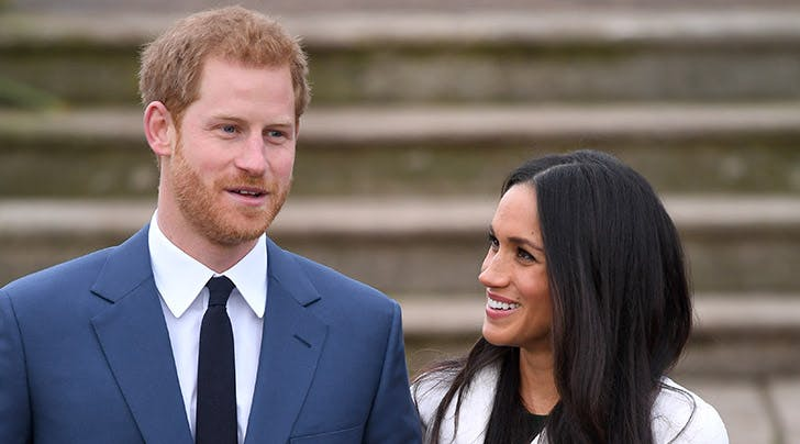 The One Question Meghan Markle Had About Prince Harry Before Their First Date
