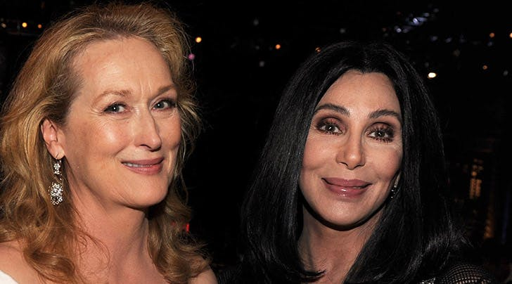 Meryl Streep & Cher Are a Real-Life Crime-Fighting Duo