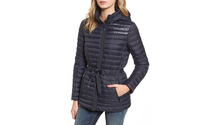 Michael Kors Cinched Puffer