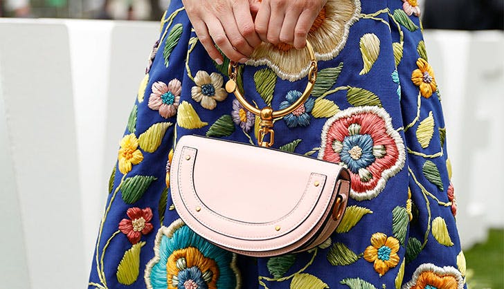 Micro handbags fall 2017 handbag trends
