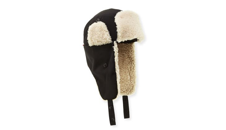 Moncler Shearling Hat