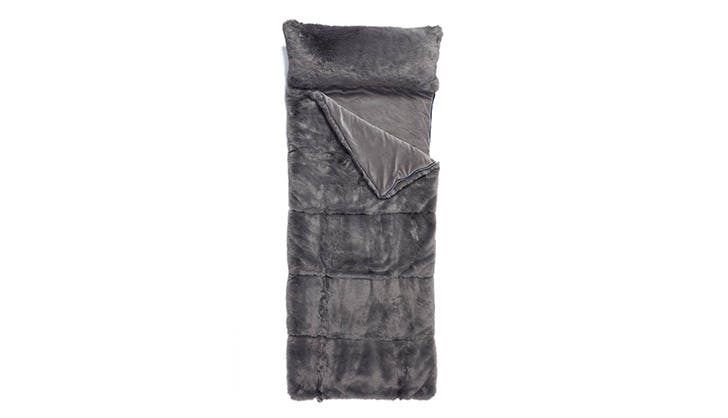Nordstrom Faux Fur Sleeping Bag