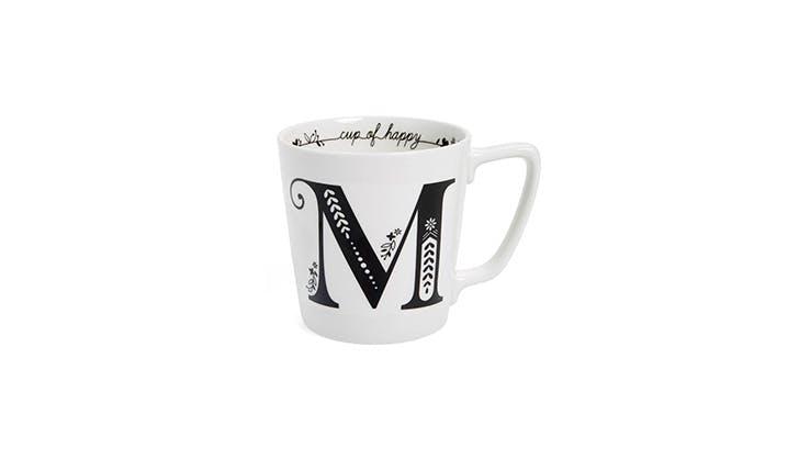 Nordstrom Monogrammed Mug