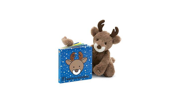 Nordstrom Reindeer Book