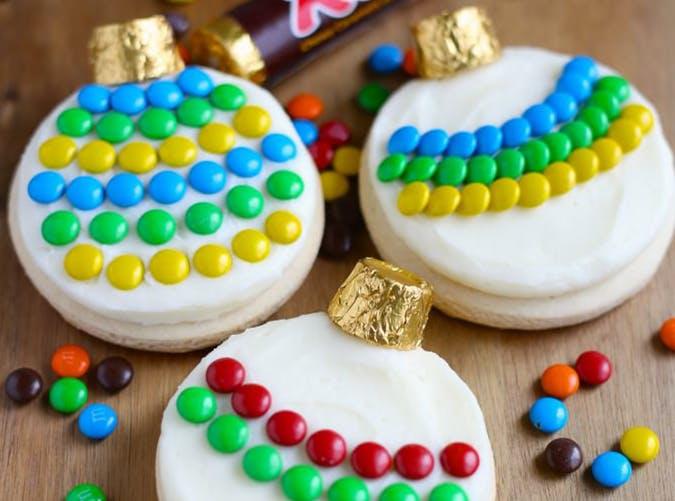 Ornament Sugar Cookies recipe