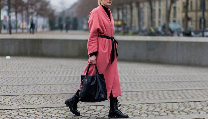 Oversized Slouch handbag trends