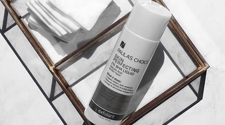 Why My Blackhead-Free Face Is Obsessed With Paulas Choice Skin Perfecting Liquid