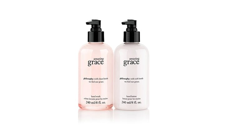 Philosophy Grace Hand Soap and Lotion
