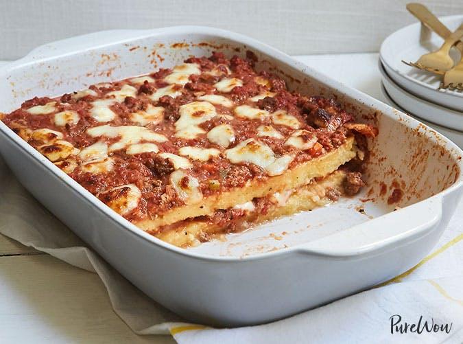 Polenta Ragu Recipe