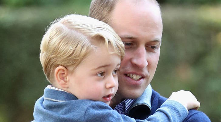 Prince William Plans to Teach Prince George This Lifesaving Lesson