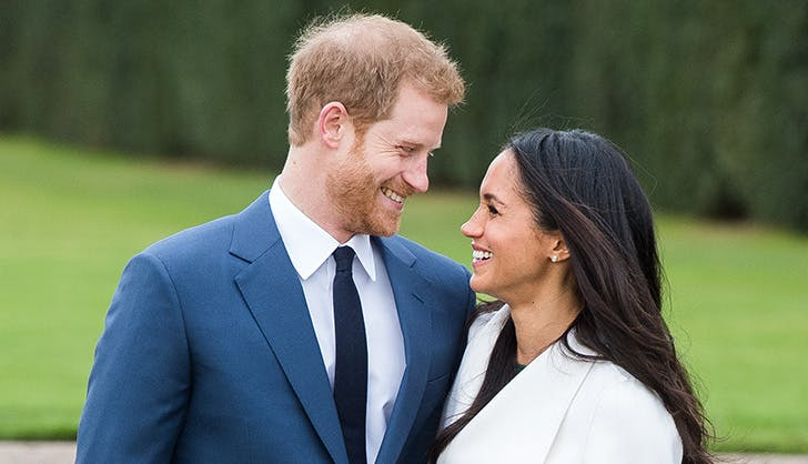 Prince Harry Meghan Markle Engaged 1