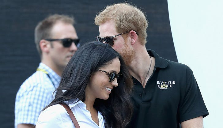 Prince Harry Meghan Markle engaged queen