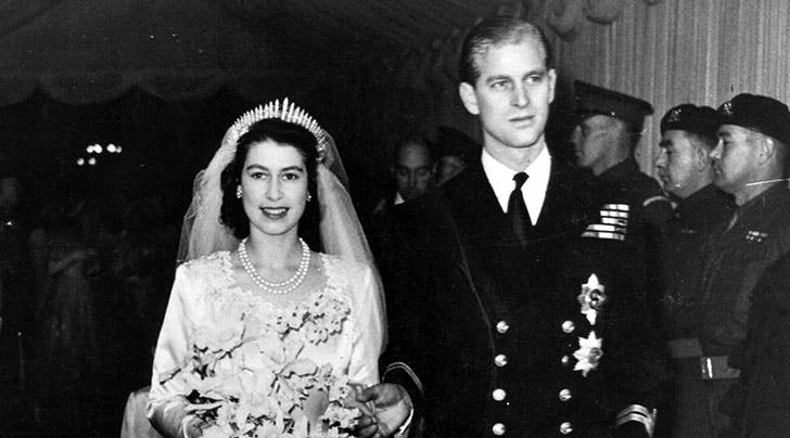 A Look Back at Queen Elizabeth II & Prince Philips Love Story in Honor of His Retirement