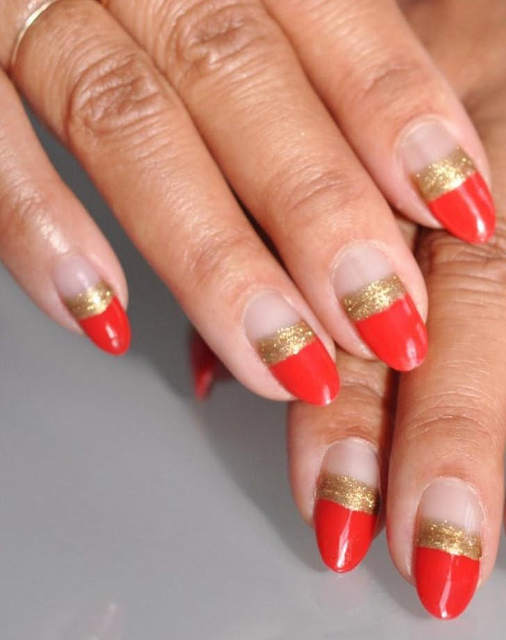 The Best Holiday Manicure Trends | Nail Art Ideas - PureWow
