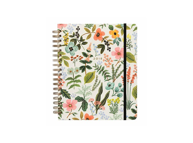 Rifle Paper Co 2018 Planner