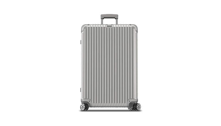 Rimowa Silver Luggage