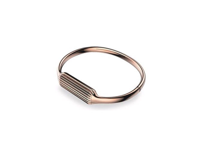 Rose Gold FitBit