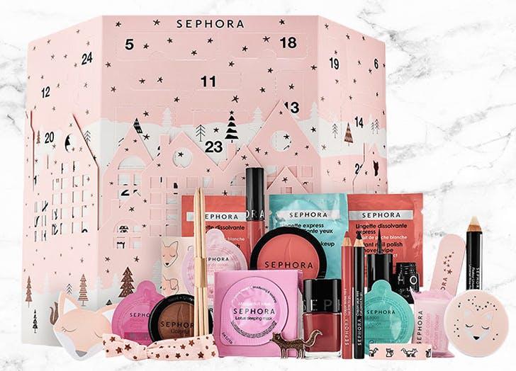 noel 2018 sephora The 7 Best Beauty Advent Calendars for 2017   PureWow noel 2018 sephora