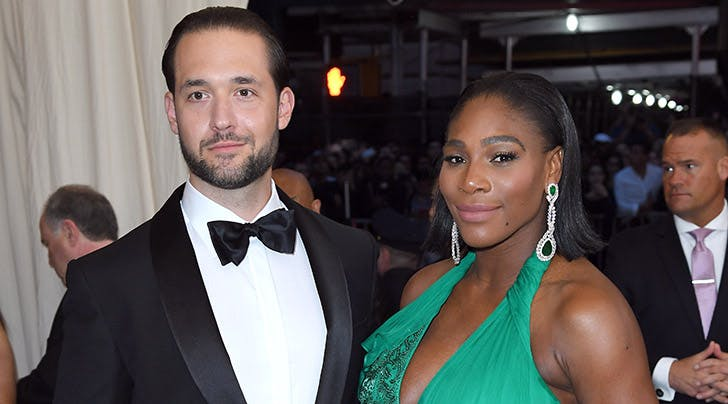 Serena Williams & Alexis Ohanian Tied the Knot& Beyoncé Attended!