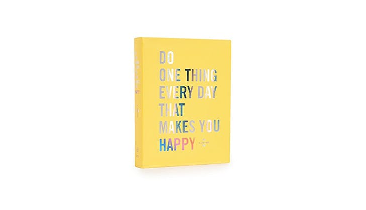 Shopbop Happiness Journal
