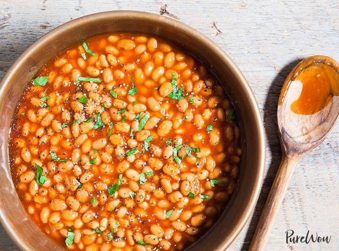 Slow Cooker Gluten Free Baked Beans