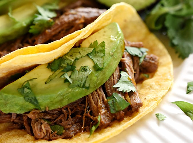 Slow Cooker Beef Barbacoa big batch recipes