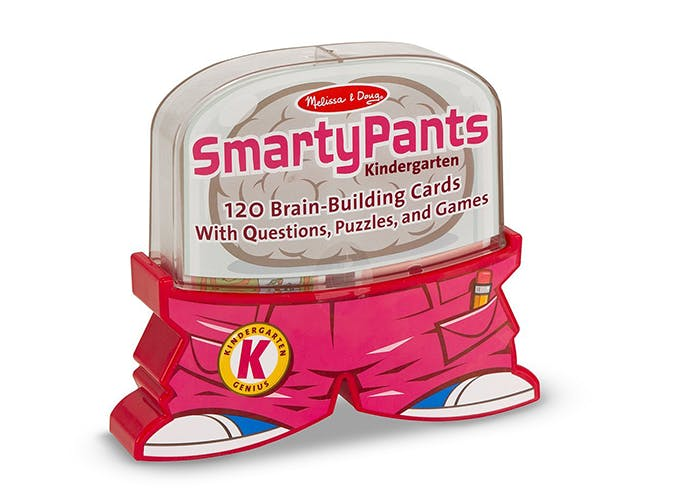 Smarty Pants flash cards gifts for kids under 25 dollars