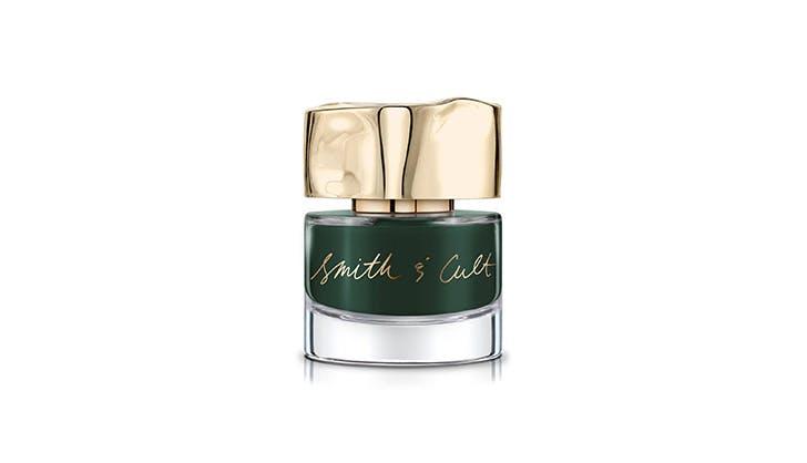 Smith and Cult green nail polish