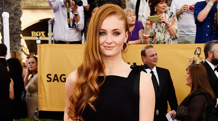 So Long, Sansa Stark: Sophie Turner Lands New Leading Role in 'Girl Who Fell from the Sky'