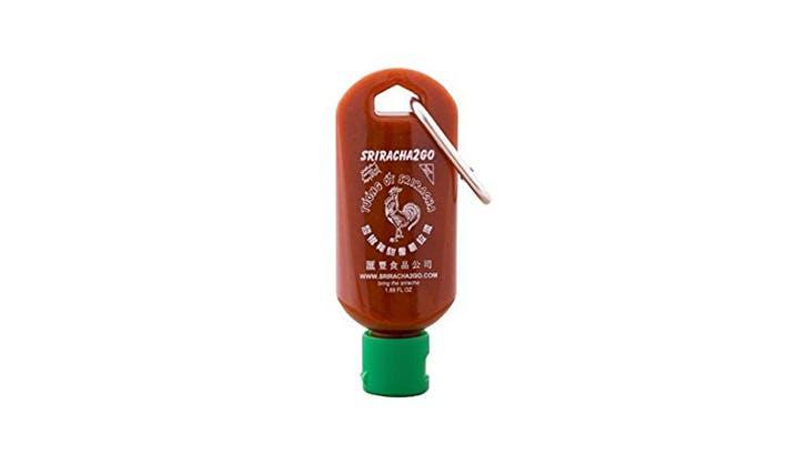 Sriracha To Go Keychain