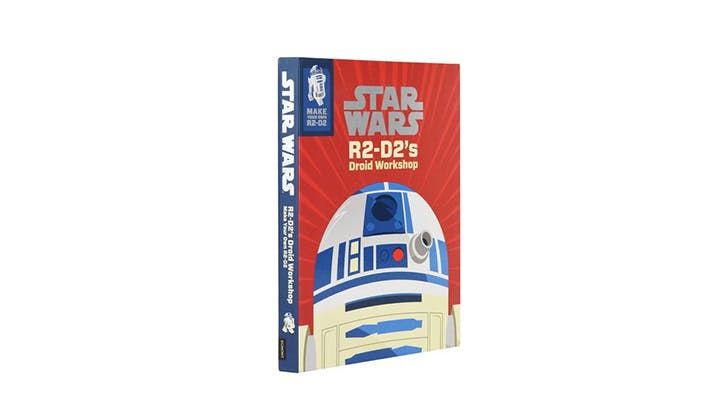 Star Wars R2D2 Droid Workshop