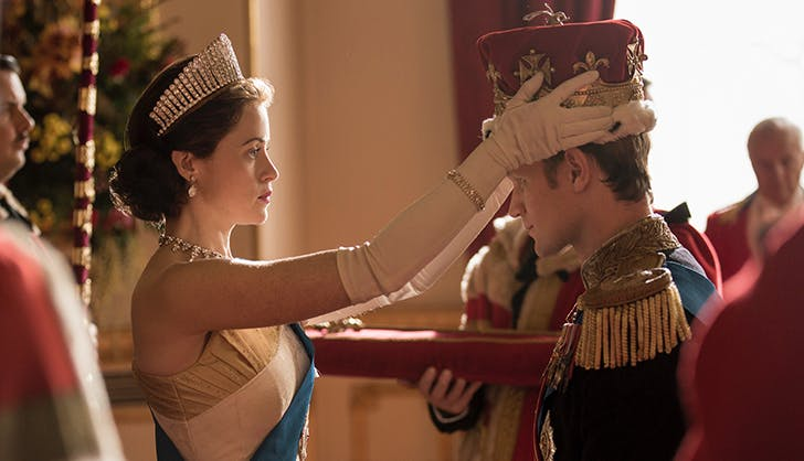 THe Crown season 1 recap coronation