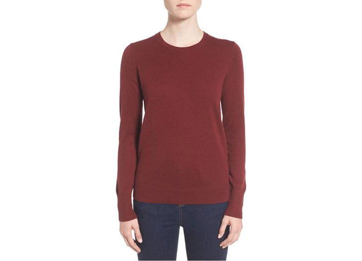 The Cashmere Crew Sweater by EVERLANE