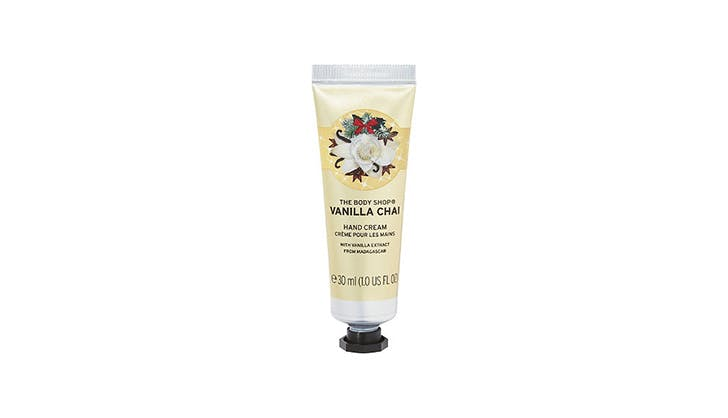 The Body Shop Vanilla Chai lotion