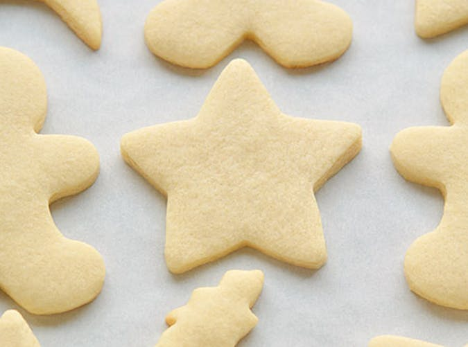 The Easiest Sugar Cookie Recipe Ever recipe